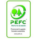Certificat PEFC-logo