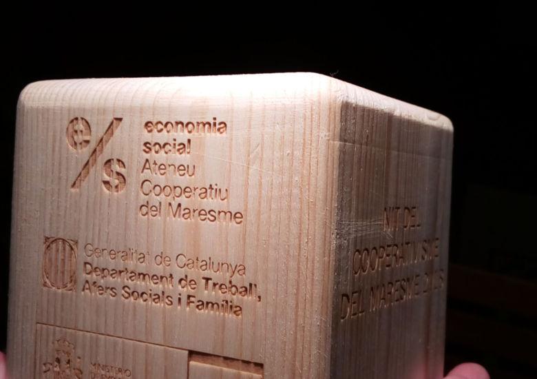 Placa en format de cub